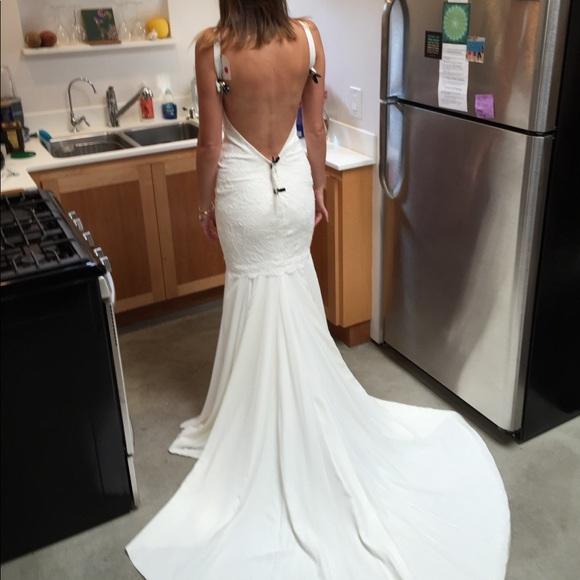 23829ef37b5 Katie May Wedding Dress